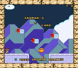 Snoman's Land – Super Mario World Hacks