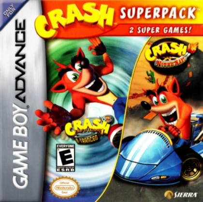 Crash Superpack- GBA