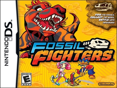 Fossil Fighters (USA) – NDS