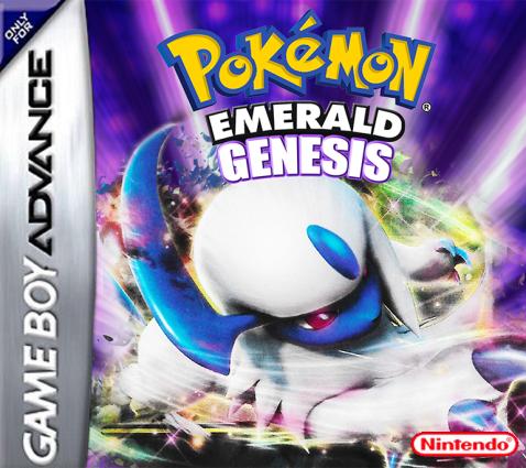 Pokemon Emerald Genesis (GBA)