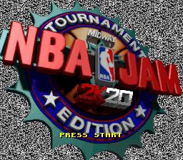 NBA Jam 2K20: Tournament Edition