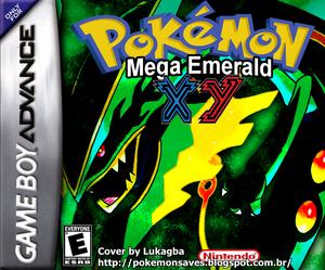 Pokemon Mega Emerald X & Y Edition (GBA)