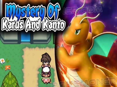 Pokemon Mystery Of Karus And Kanto (GBA)