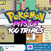 Pokemon: Pit of 100 Trials (GBA)