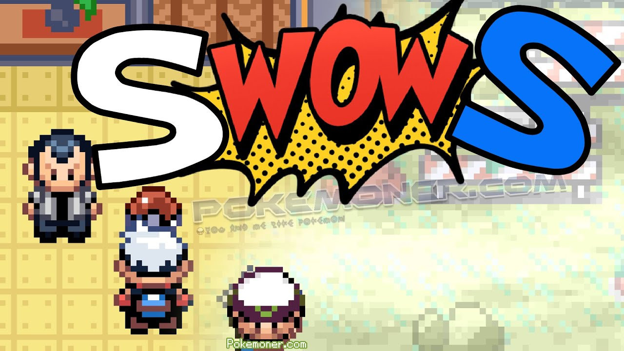 Pokemon SwowS! (GBA)