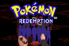 Pokémon Redempion (GBA)