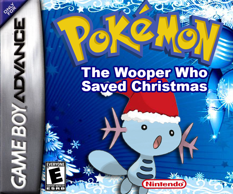 Pokemon The Wooper Who Saved Christmas