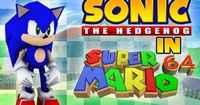 Super Mario 64 Sonic Edition (2.2)