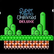 Play Super Mario Unlimited Deluxe