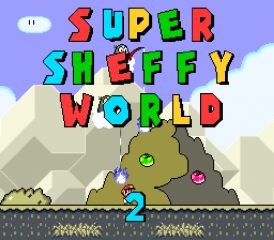 Super Sheffy World 2: The Quest for 5 Shells