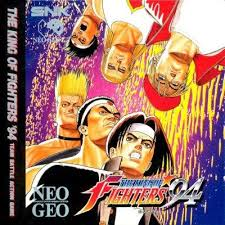 The King of Fighters '94 (NGM-055)(NGH-055)