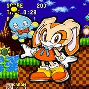 Cream and Cheese in Sonic the Hedgehog