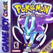 Pokemon Crystal (Gameboy Color)