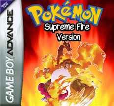 Pokemon Supreme Fire (GBA)