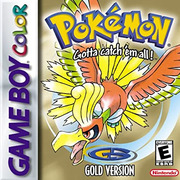 Pokemon Gold (Gameboy Color)