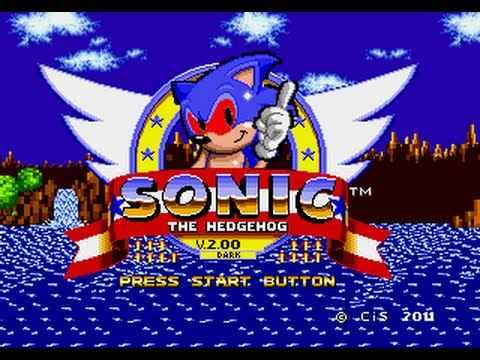 Dark Sound The Hedgehog