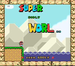 Play Super Godly Worl 69 – Super Mario World