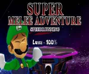 Super Melee Adventure 64 – Luigi