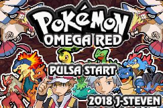 Pokemon Omega Red v4 (Spanish)