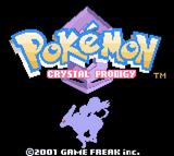 Pokemon Crystal Prodigy (GBC)