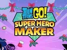 Play Teen Titans Go: Super Hero Maker