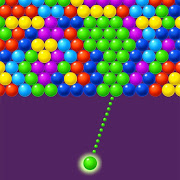 Bubble Shooter Rainbow – Mire e estoure bolhas