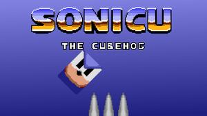 SONICU THE CUBEHOG