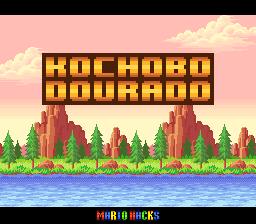 SMW – 1st Kochobo Dourado Collab