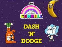 The Amazing World of Gumball Dash 'n' Dodge