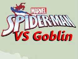 Marvel Spider-man vs Goblin