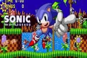 Sonic 1: Aventura em Equipe