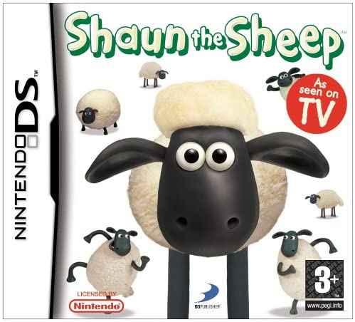 Shaun the Sheep – NDS