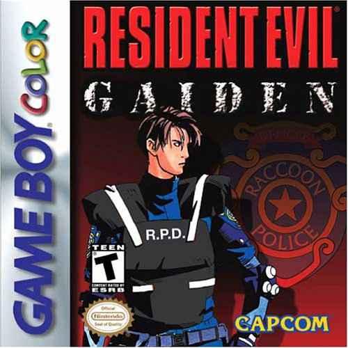 Resident Evil Gaiden – Game Boy Color