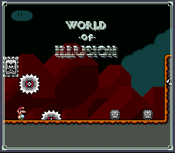 World Of Illusion – Super Mario World