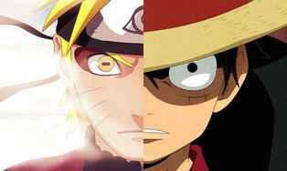 Naruto vs One Piece jogos para dois