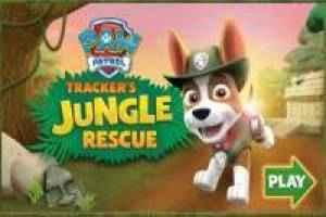 Paw Patrol: Resgate na Selva do Rastreador 2