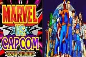 Marvel vs Capcom: Confronto de Super-Heróis