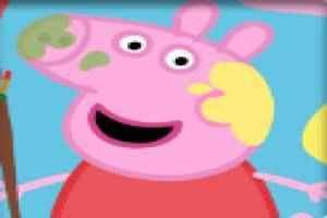 Peppa Pig: Caixa de Tinta