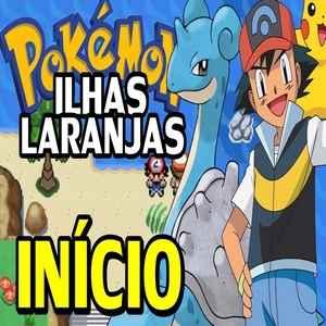 Pokémon Aventuras nas Ilhas Laranja