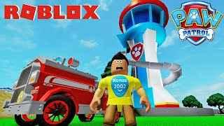 ROBLOX PAW PATROL !