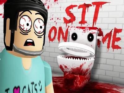 ROBLOX SCARY TOILET GAME