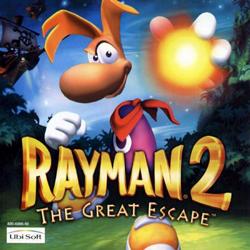 Rayman 2: A Grande Fuga