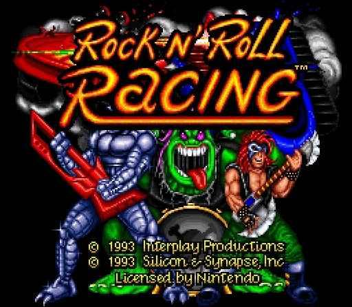 Rock n' Roll Racing (USA)