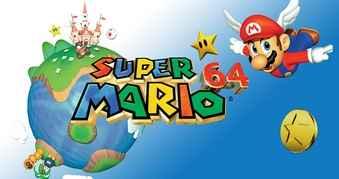 Jogos do Mario 64