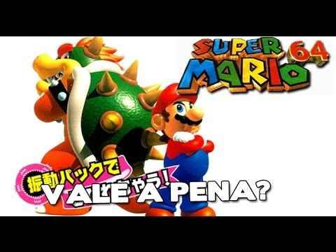 Super Mario 64 – Shindou Edition