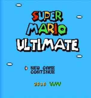 Super Mario Ultimate – NES