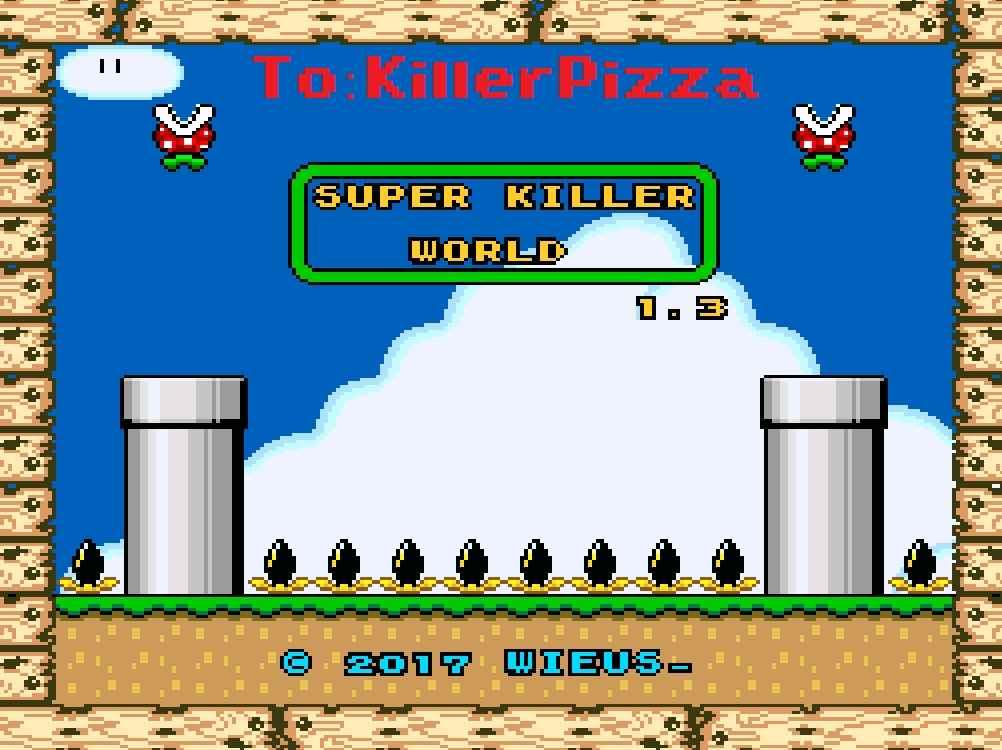 SMW – Super Killer World [SNES]