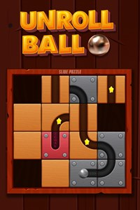 Unroll Ball : Slide Puzzle – PC