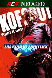 ACA NEOGEO THE KING OF FIGHTERS 2001 for Windows