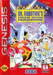 Play Dr. Robotnik's Mean Bean Machine (Sega Genesis)